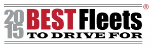 2015 Best Fleets to Drive For